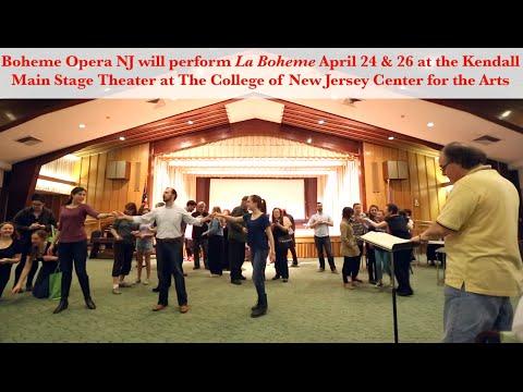 "Boheme Opera NJ Mounts New Production of ""La Bohème"""