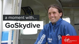 a moment with - GoSkydive
