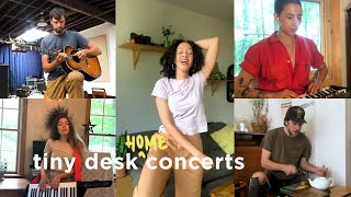 Dirty Projectors: Tiny Desk (Home) Concert YouTube Videos