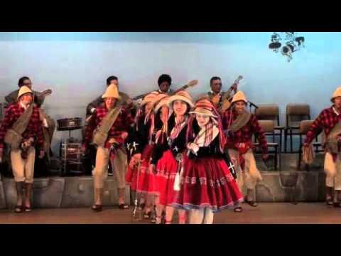 danses péruviennes