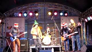 Christmas Special Band 2012 feat. ZZ Top - Sharp Dressed Man