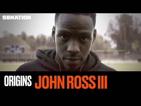 The story of Bengals WR John Ross III and his unprecedented speed - Origins, Episode 14
