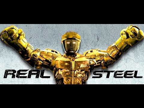 Real Steel ATOM GOLD - CHALLENGES 30/30 STARS Series of fights NEW ROBOT (Живая Сталь)
