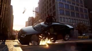 SPIDER MAN PS4 New Gamescom Gameplay Trailer  2018