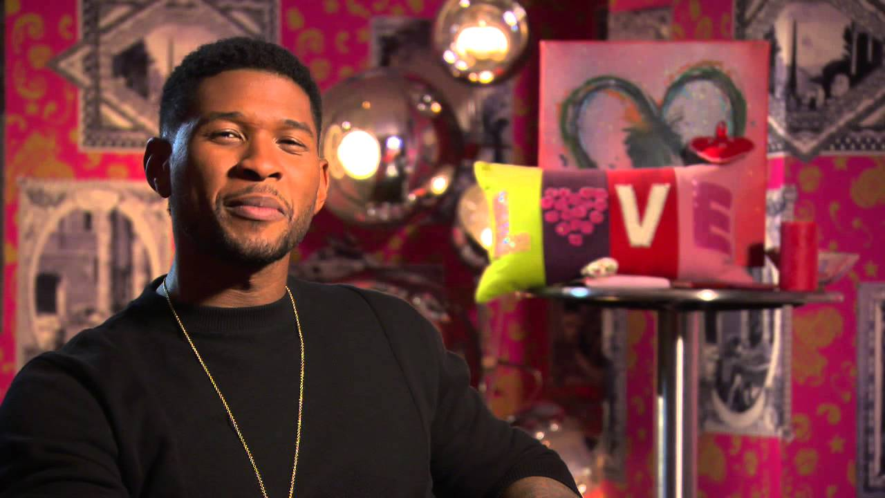Happy Valentine's Day From Usher And Dance Central 3