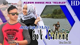ANDY ITEK Feat MUTIA -  SOK GANTENG ( Album House Mix Telolet ) HD Video Quality 2017