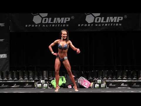Bikini Fitness  163cm Finale @Int  Deutsche Meisterschaft 2017