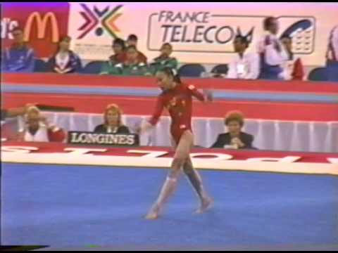 1991 Worlds - AA & EF - Home Video