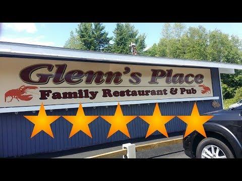 Glenn S Place Family Restaurant Pub Bucksport Maine Review And Photos