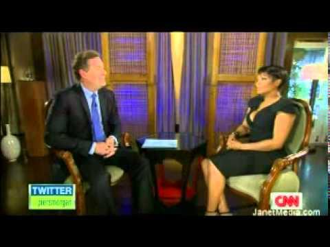Janet Jackson- Piers Morgan Interview (Part 1)