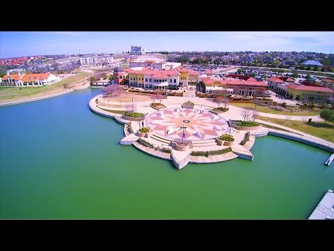 Rockwall Texas - Harbor and the Square