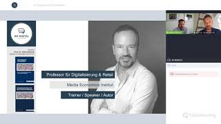 GO-DIGITAL I/O #2 - Ask me anything mit Prof. Dr. Niklas Mahrdt