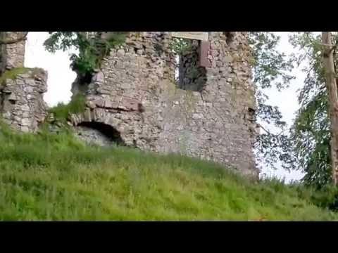 Crawford Castle, Crawford, Lanarkshire