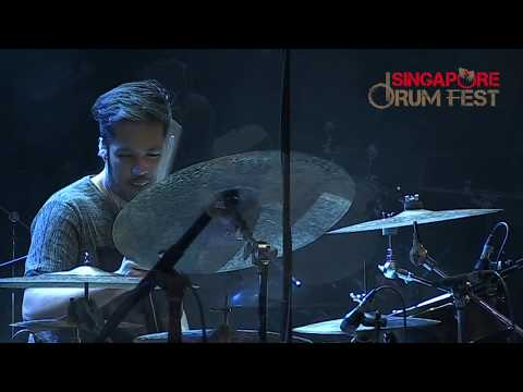 JOHN ASHLEY THOMAS  Amazing Video Angles at Ultimate Drummers Weekend 2016