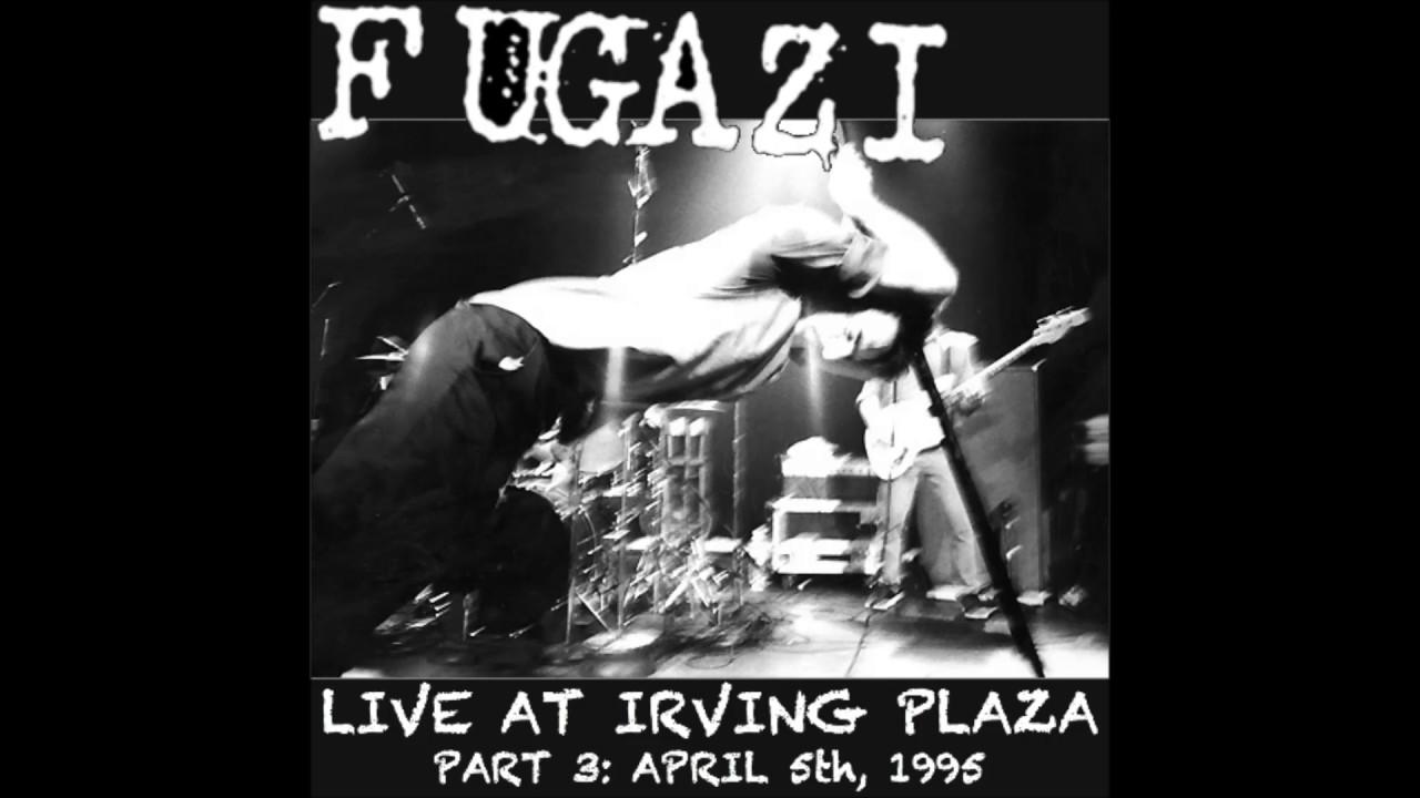 Fugazi live at irving plaza full youtube fugazi live at irving plaza full malvernweather Choice Image