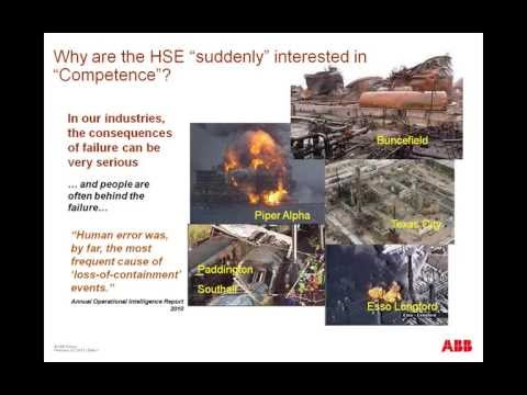HSE Competence Inspections - Are you ready Webinar