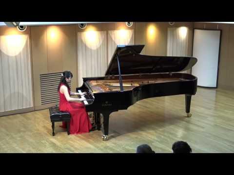 W.A.Mozart: Klaviersonate A‐dur K.331 3  Pf.Eri Mantani
