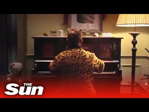John Lewis Christmas advert 2018 featuring Elton John