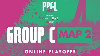 PPGL 2019 | ROS | Online Playoffs | Group C Map 2
