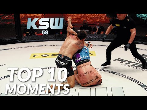 KSW 58: TOP 10 Moments