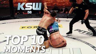 KSW 58: TOP 10 Moments
