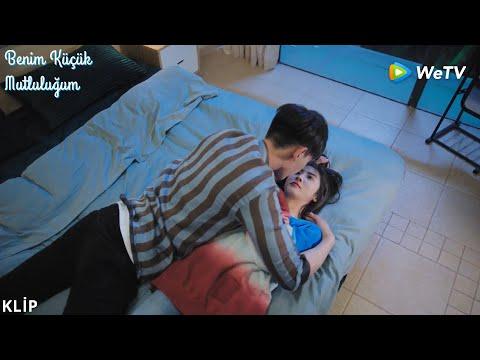 Benim Küçük Mutluluğum 22 | 🔥💋 Cong Rong ve Wen Shaoqing öpüşürken yakalandı💗 |