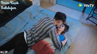 Benim Küçük Mutluluğum 22   🔥💋 Cong Rong ve Wen Shaoqing öpüşürken yakalandı💗  