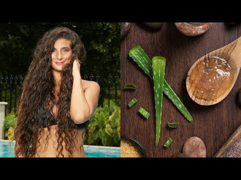 Aloe Vera Hair Care | The Secret To Healthy Shine & Natural Repair