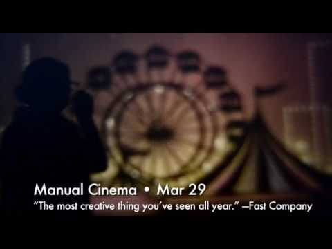 "Manual Cinema: ""Ada/Ava"" - March 29, 2018"