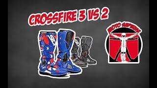 ffbe351f59c76 Sidi Crossfire 2, 3, SRS, jak je rozróżnić.