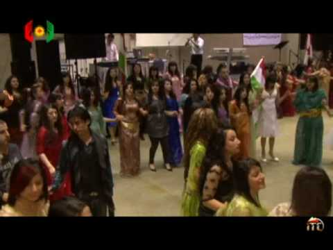 Kurdish House TV Canada Newroz Kurdish Party- part 1