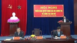 Tin Tức 24h : Triển khai quyết định của Bộ Chính trị phân công giữ chức Bí thư Tỉnh ủy Bạc Liêu