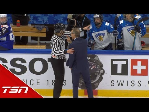 In Controversial Fashion, Finland Has OT Winner Waved Off After Review