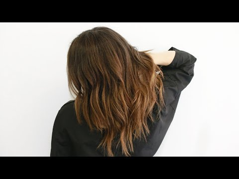 Beach Waves Done RIGHT // Lived In & Dirty Hair Style Trick// Daniella Benita