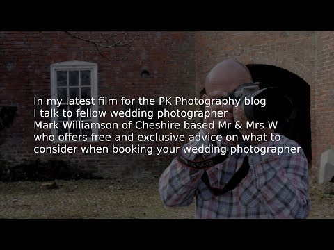 Wedding photography advice for brides