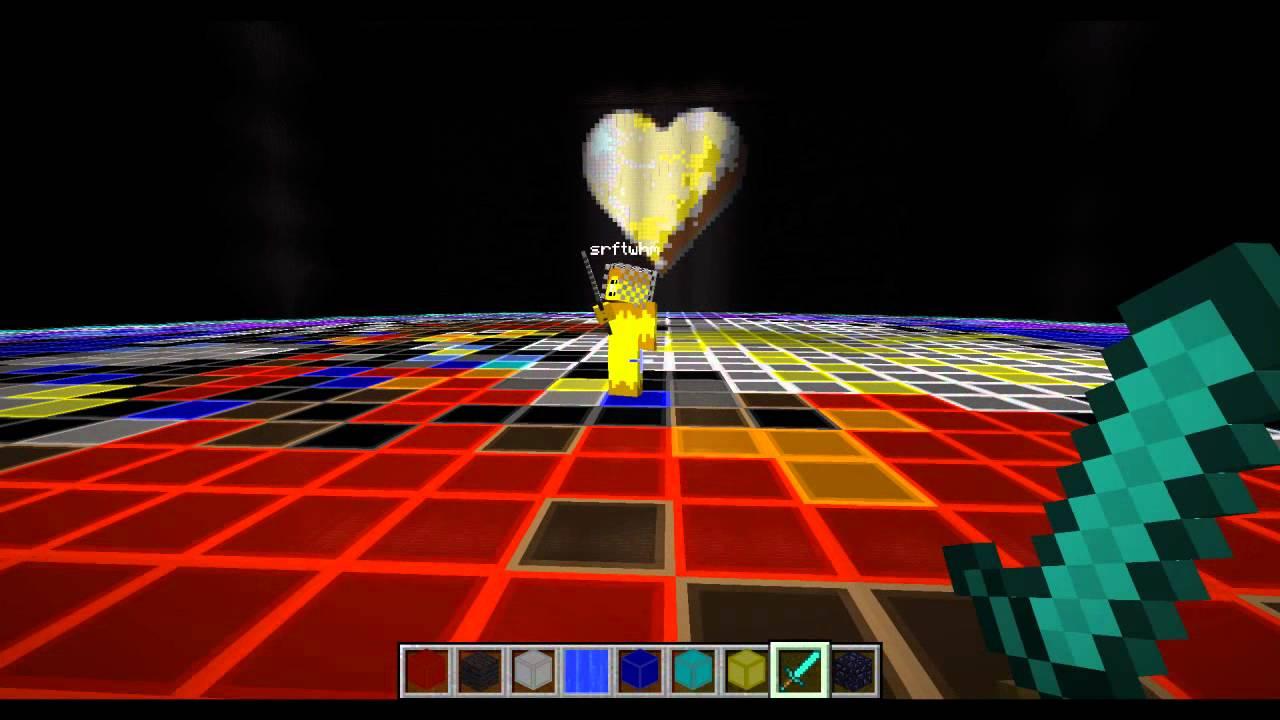 Kingdom Hearts Minecraft Youtube