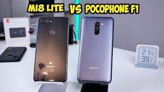 Xiaomi Mi8 Lite VS Pocophone F1 отличия и опыт использования