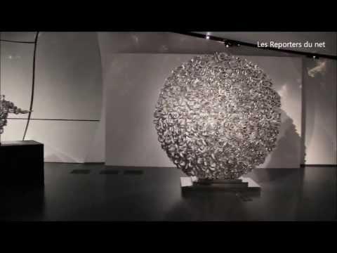 """"""" Lumière Invisible """" - Exposition à l'Institut du monde arabe à Paris"""