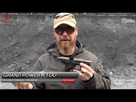Grand Power K100 Revisit