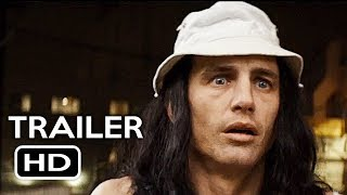 The Disaster Artist Official Trailer 3 2017 James Franco Seth Rogan The Room Movie HD