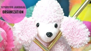 Diy Kids Toy Organization: Rotating Stuffed Animal Tower (collab)