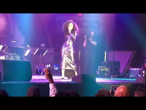 Berklee College of music Boston Commencement Concert 2018 feat.Tiyonna Ámani Stewart Diana Ross solo