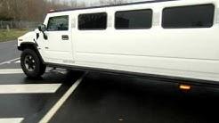 A Custome Limousine Portland H2 Hummer