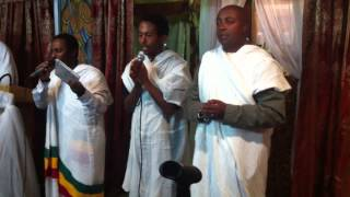 Ethiopia Orthodox  Church MEZMUR American