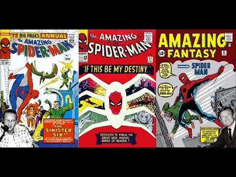 Top 10 Stan Lee/Steve Ditko Spider-Man Stories