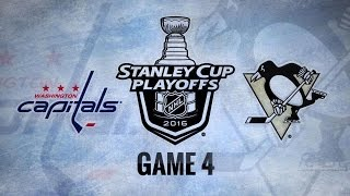 Hornqvist scores in OT, Penguins take 3-1 series lead