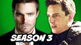 Arrow Season 3 Top 10 Teasers