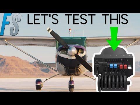 Microsoft Flight Simulator - I Enjoyed This One Quite a Lot