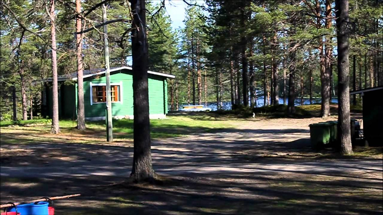 Matkajoki Camping