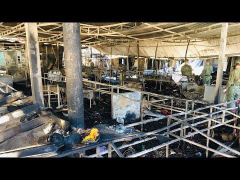 Геленджик. Жизнь после пожара на рынке!